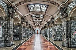 Metro Sankt Petersburg - II