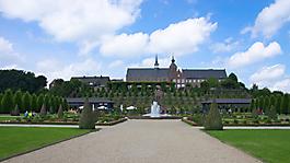 Kloster in Kamp-Lintfort