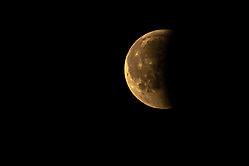 Mond über Schwelm