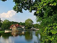 Brückenhäuschen in Celle