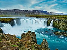 Godafoss in Island