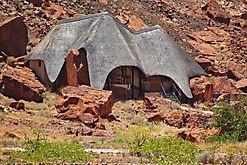 lodge im Berg - Namibia