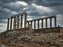 Poseidons Tempel