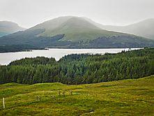 schottische Einsamkeit