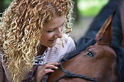 Pferdemädchen 1