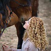 Pferdemädchen 2