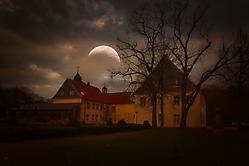 Martfeld bei Nacht
