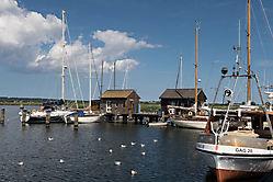 Hafen von Gager