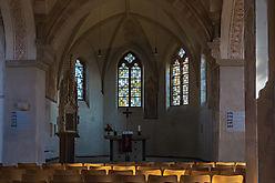 Dorfkirche Bochum-Stiepel - Innenraum