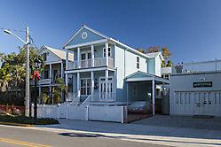 Typisches Haus in Key West