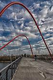 Brücke im Nordsternpark Gelsenkirchen