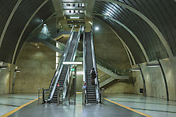 U-Bahn-Station Heumarkt