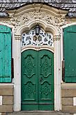 Kunstvolles Eingangsportal - Haus Harkorten
