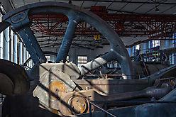 Schwungrad (Kompressorenhalle)