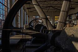 Kokerei Hansa - Kompressorenhalle