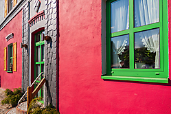 Rotes Haus in Wengern