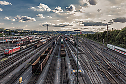 Bahnverkehr