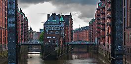 Hamburg Speicherstadt 2