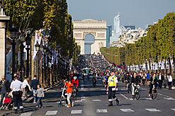 27. September 2015 - Paris autofrei