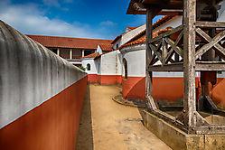 Römische Wohn- und Handwerkerhäuser