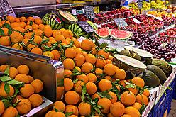 Südfrüchte -