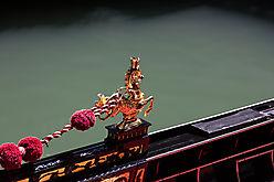 Detail an einer Gondel