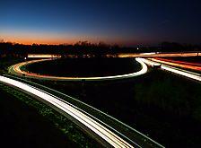 Autobahnkreuz A 46 und A 43