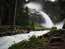 Wasserfälle Krimml Tirol
