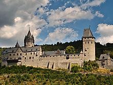 Burg Altena bei bestem Wetter