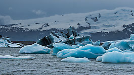 Zeitgeschichte im Eis