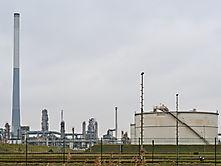 Raffinerie Wilhelmshaven