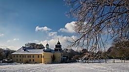 Martfeld bei minus 7 Grad