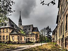 Gespenstische Anlage Kent School