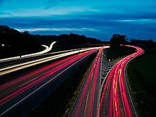 Am Autobahnkreuz