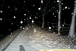 Schneebälle