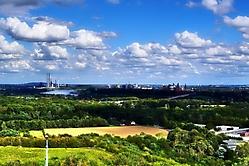 Blick von Rheinpreußen
