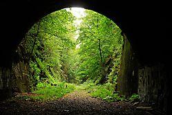 Schwelmer Tunnel Ausgang