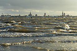 Sturm vor Stralsund