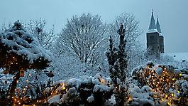 Winter kann so schön sein